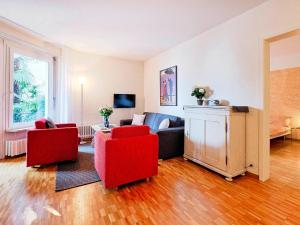 Apartment Junior Suite Classic.19, Ferienwohnungen  Ascona - big - 6