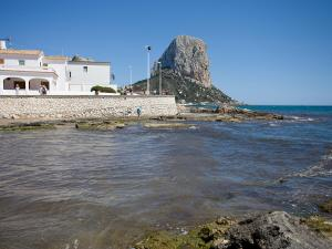 Apartment La Caleta 01, Apartmanok  Calpe - big - 7