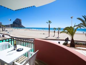 Apartment Oceanic, Apartmanok  Calpe - big - 7