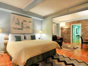 Aparthotel Manhattan Residence.2, Apartmány  New York - big - 17