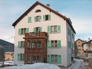 Apartment Chesa Corvatsch, Apartments  Pontresina - big - 11