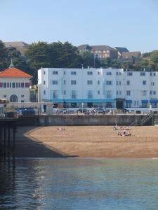 The White Rock Hotel in Hastings, East Sussex, England