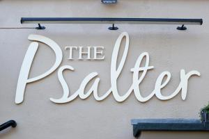 The Psalter in Sheffield, South Yorkshire, England