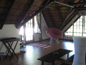 Honeymoon Loft Kamer