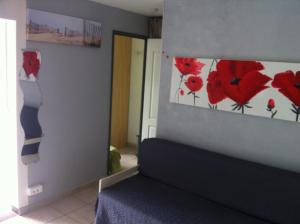Appartement Front de mer, Appartamenti  Marseillan - big - 7