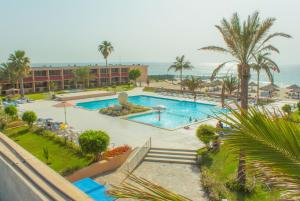 Курортный отель Lou'lou'a Beach Resort Sharjah, Шарджа