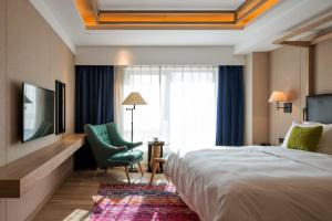 Harbin 22℃ Boutique Hotel, Отели  Харбин - big - 10