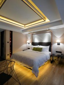 Harbin 22℃ Boutique Hotel, Отели  Харбин - big - 24