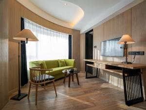 Harbin 22℃ Boutique Hotel, Отели  Харбин - big - 31