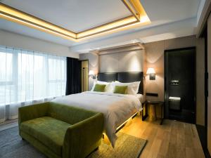 Harbin 22℃ Boutique Hotel, Отели  Харбин - big - 28