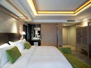 Harbin 22℃ Boutique Hotel, Отели  Харбин - big - 20
