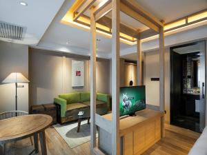 Harbin 22℃ Boutique Hotel, Отели  Харбин - big - 19