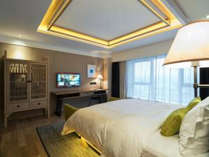 Harbin 22℃ Boutique Hotel, Отели  Харбин - big - 18