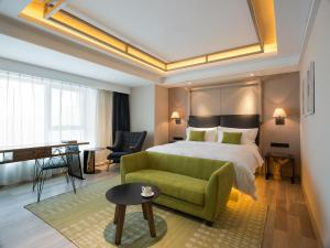 Harbin 22℃ Boutique Hotel, Отели  Харбин - big - 17