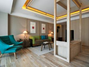 Harbin 22℃ Boutique Hotel, Отели  Харбин - big - 34