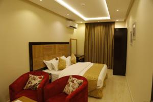 Mada Suites, Aparthotels  Riyadh - big - 14