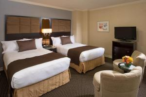 Superior Junior Suite with Two Double Beds