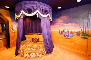 King Room - Arabian Nights Theme