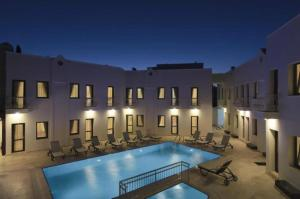 Asmin Hotel Bodrum, Hotels  Bodrum City - big - 1