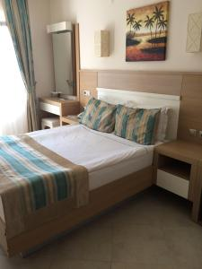 Asmin Hotel Bodrum, Hotels  Bodrum City - big - 14