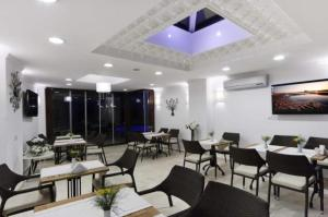 Asmin Hotel Bodrum, Hotels  Bodrum City - big - 41