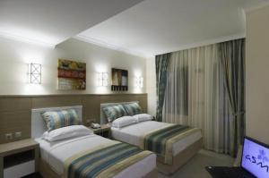 Asmin Hotel Bodrum, Hotels  Bodrum City - big - 3