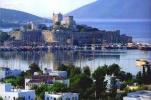 Asmin Hotel Bodrum, Hotels  Bodrum City - big - 46