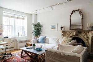 Three-Bedroom Apartment - Davis Place