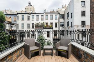 Four-Bedroom Apartment - West 84th Street