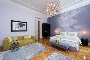 EMPIRENT Grand Central Apartments, Apartmanok  Prága - big - 129