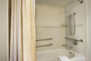 Double Suite with Roll-In Shower - Mobility Accessible - Non-Smoking