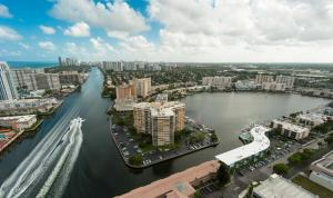 Studio with Intracoastal Waterway View