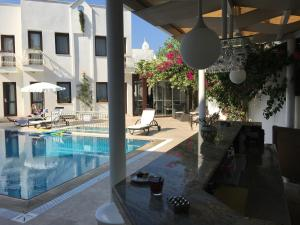 Asmin Hotel Bodrum, Hotels  Bodrum City - big - 32