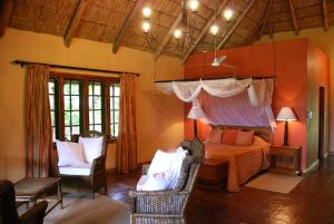 Kumbali Country Lodge, Bed and breakfasts  Lilongwe - big - 17