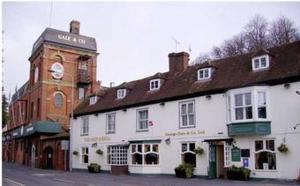Ship & Bell in Horndean, Hampshire, England