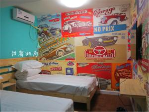 Harbin Sweet Post Office International Youth Hostel, Hostelek  Haerpin - big - 7