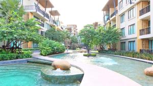 Beach Front Apartment-Baan Sansuk, Apartmanok  Huahin - big - 5