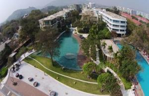 Beach Front Apartment-Baan Sansuk, Apartmanok  Huahin - big - 3