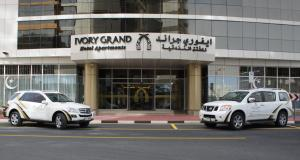 Pension Ivory Grand Hotel Apartments, Dubai