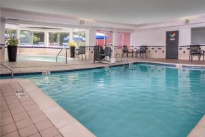 Fairfield Inn Dulles Airport Chantilly, Hotel  Chantilly - big - 34