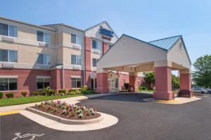 Fairfield Inn Dulles Airport Chantilly, Hotel  Chantilly - big - 1