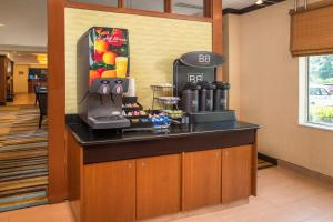 Fairfield Inn Dulles Airport Chantilly, Szállodák  Chantilly - big - 23