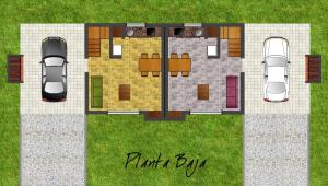 One-Bedroom House