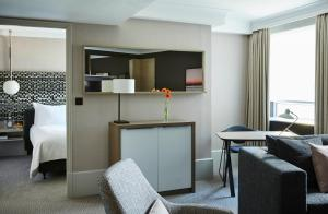 Juniorsuite med Executive Lounge-tilgang