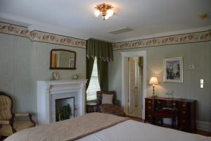 Queen Room - Maclellan House