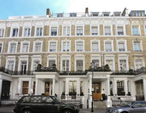 Mayflower Hotel & Apartments: hotels London - Pensionhotel - Hotels