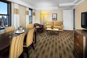 Suite New Yorker - 2 camas dobles
