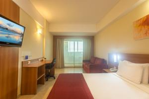 Deluxe Double Room with Sea View - Non-Smoking