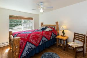 Cowboy Hideaway with One Queen Bed, One Full Bed, One Twin Bed