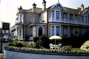 Varley House in Ilfracombe, Devon, England